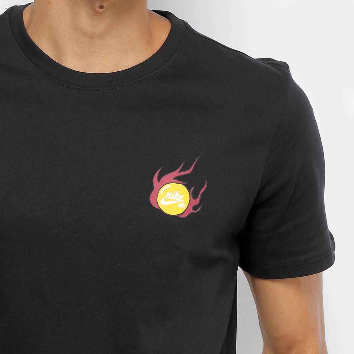52a9892daf Camiseta Nike M Sb Dragon Masculina - Compre Agora