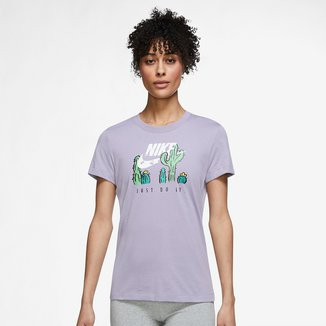 Camiseta Nike Nsw Summer 1 Feminina