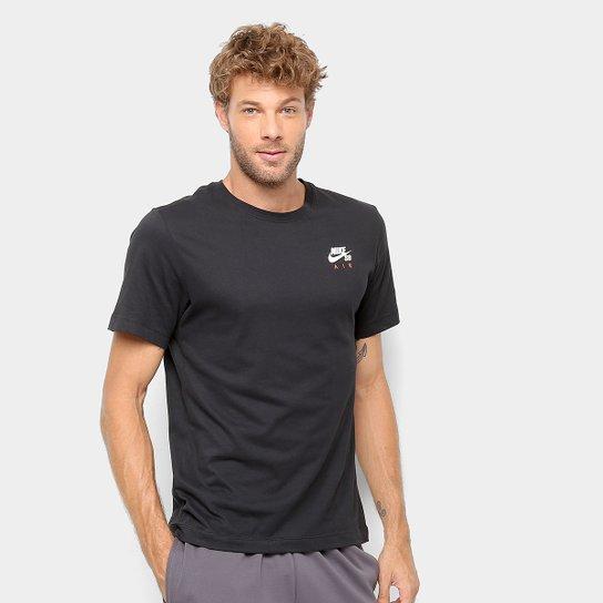 Pertenece calcetines torpe  Camiseta Nike SB Básica Estampada Dry Air Masculina | Zattini