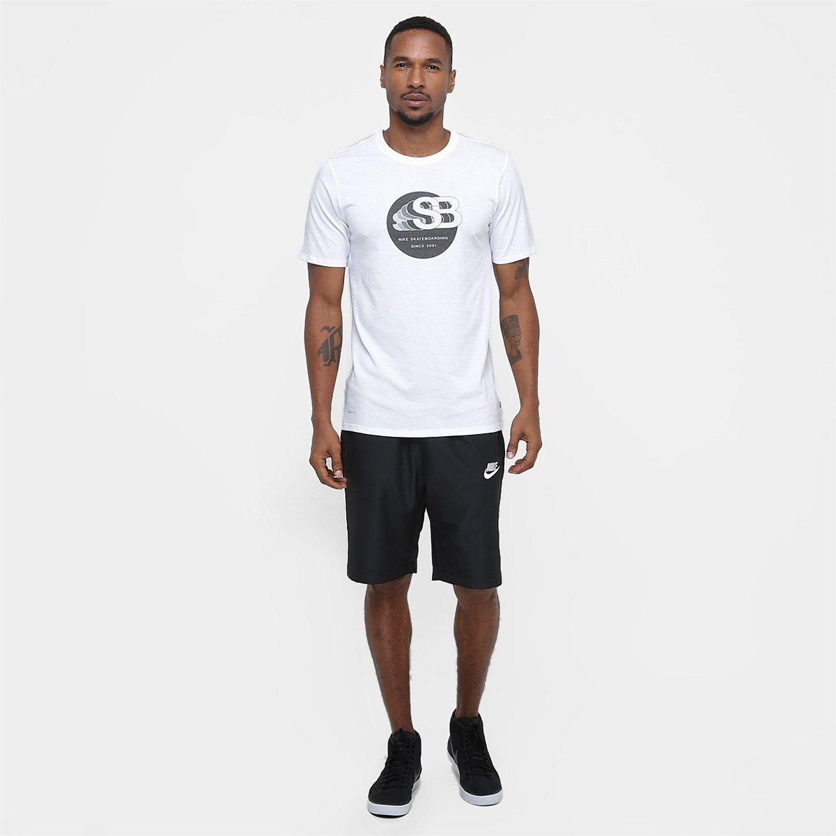 45cc3dcf24 Camiseta Nike SB Dry Tee Df Ta  17 - Compre Agora