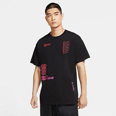 Camiseta Nike Sb International Masculina