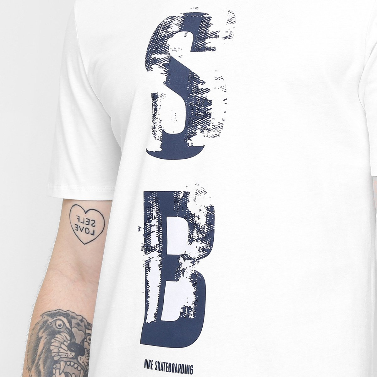 0ea49c323c Camiseta Nike Sb Logo Stamp Tee - Compre Agora