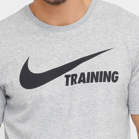 Planificado crecer Raramente  Camiseta Nike Training Swoosh Masculina | Zattini