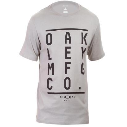 Camiseta Oakley Kerning Tee Masculina