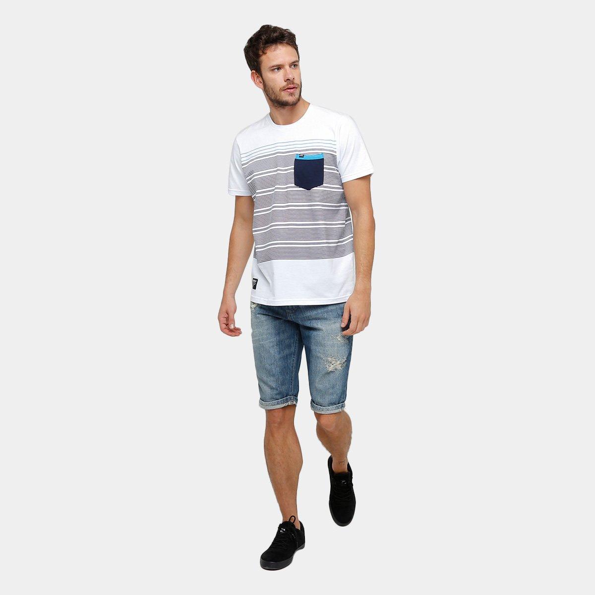 Camiseta Okdok Classic C  Bolso Masculina - Compre Agora  df5d922c23a