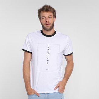 Camiseta Olympikus Casual Masculina