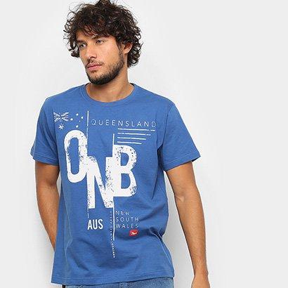 Camiseta Onbogo Austrália Masculina
