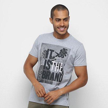 Camiseta Onbongo Ahead Masculina