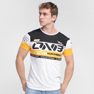 Camiseta Onbongo Always Ahead Masculina