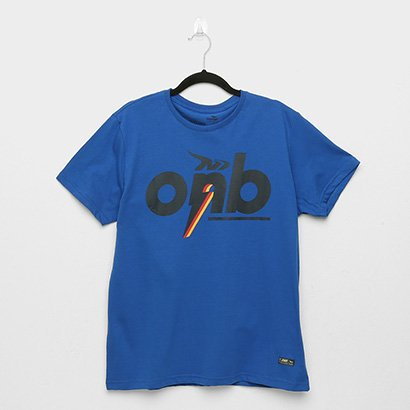 Camiseta Onbongo Big Logo Masculina