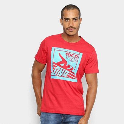 Camiseta Onbongo Estampada Box Masculina