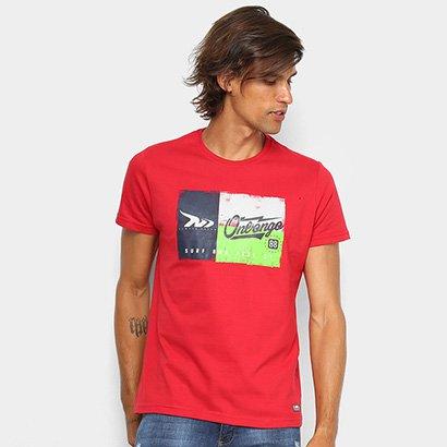 Camiseta Onbongo Estampada Feel It Masculina