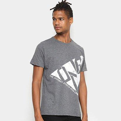 Camiseta Onbongo Estampada Journey Masculina