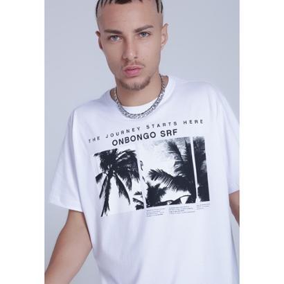 Camiseta Onbongo Estampada Masculina