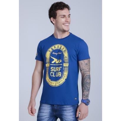 Camiseta Onbongo Estampada Masculino