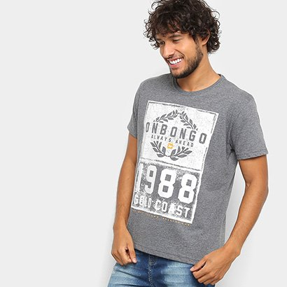 Camiseta Onbongo Gold Coast Masculina