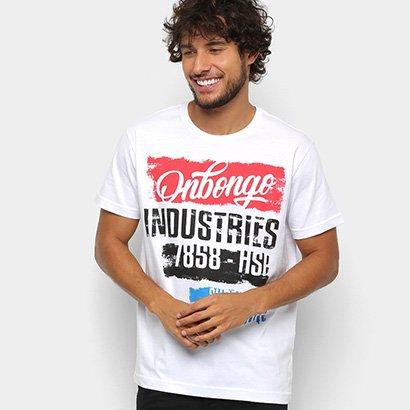 Camiseta Onbongo Industries Masculina