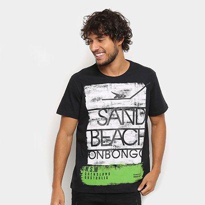 Camiseta Onbongo Sand Beach Masculina