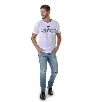 Camiseta Opera Rock Simbol Masculina