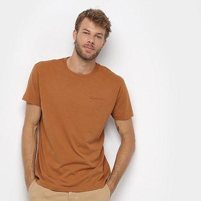 Camiseta Osklen Atabaque Masculina