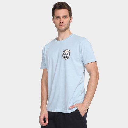 Camiseta Osklen Stone Brasão Masculina