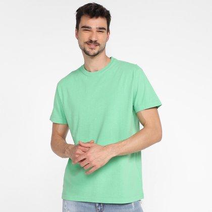 Camiseta Osklen Stone Eco Balance Anahata Masculina