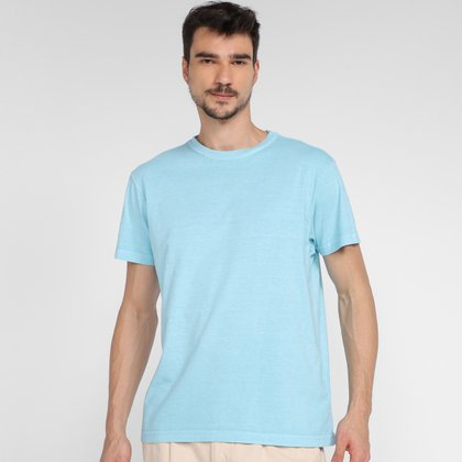 Camiseta Osklen Stone Eco Balance Vishudd Masculina