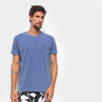 Camiseta Osklen Stone Floral Pranchão Masculina