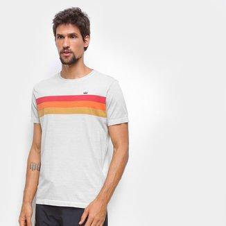 Camiseta Osklen Stone Sundek Masculina