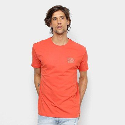 Camiseta Osklen UK Ipanema Masculina