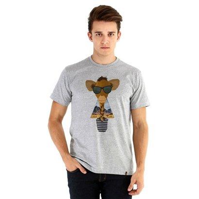 Camiseta Ouroboros Manga Curta Desert