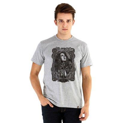 Camiseta Ouroboros manga curta Sabda Alam