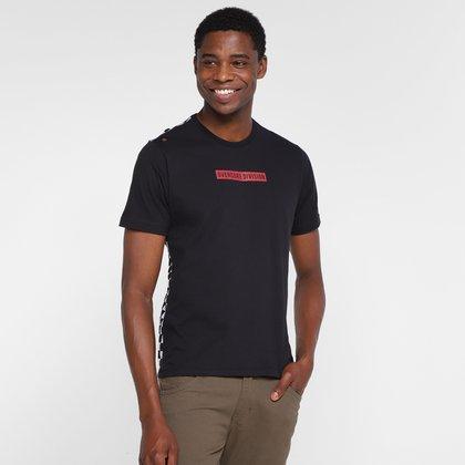 Camiseta Overcore Division Masculina
