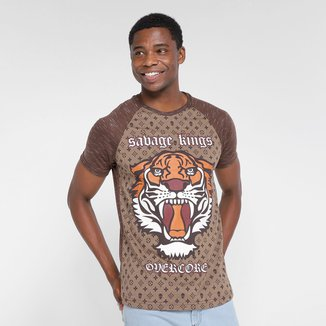 Camiseta Overcore Kings Masculina
