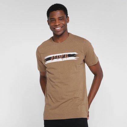 Camiseta Overcore Logo Masculina