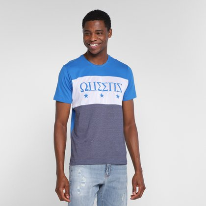 Camiseta Overcore Queenz Masculina