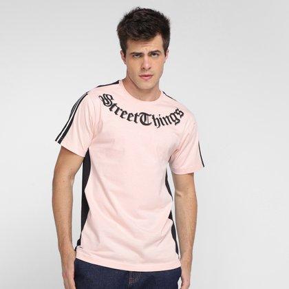 Camiseta Overcore Street Chings Masculina