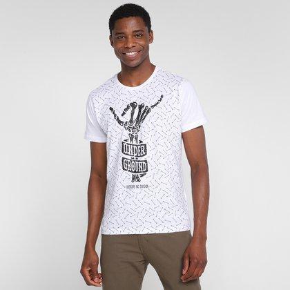 Camiseta Overcore Underground Masculina