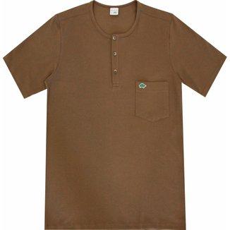 Camiseta Pau a Pique botões