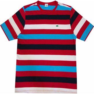 Camiseta Pau a Pique Listrada