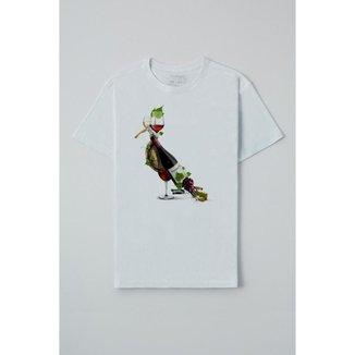 Camiseta Pica Pau Reserva Masculina
