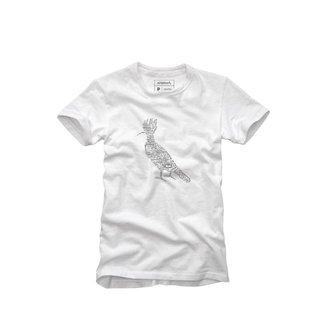 Camiseta Pica-Pau Um Cartão Reserva Masculina