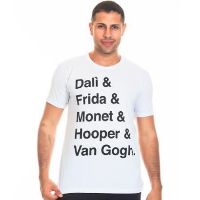 Camiseta Pintores Liverpool Masculina