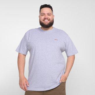 Camiseta Plus Size Industrie Lisa Masculina
