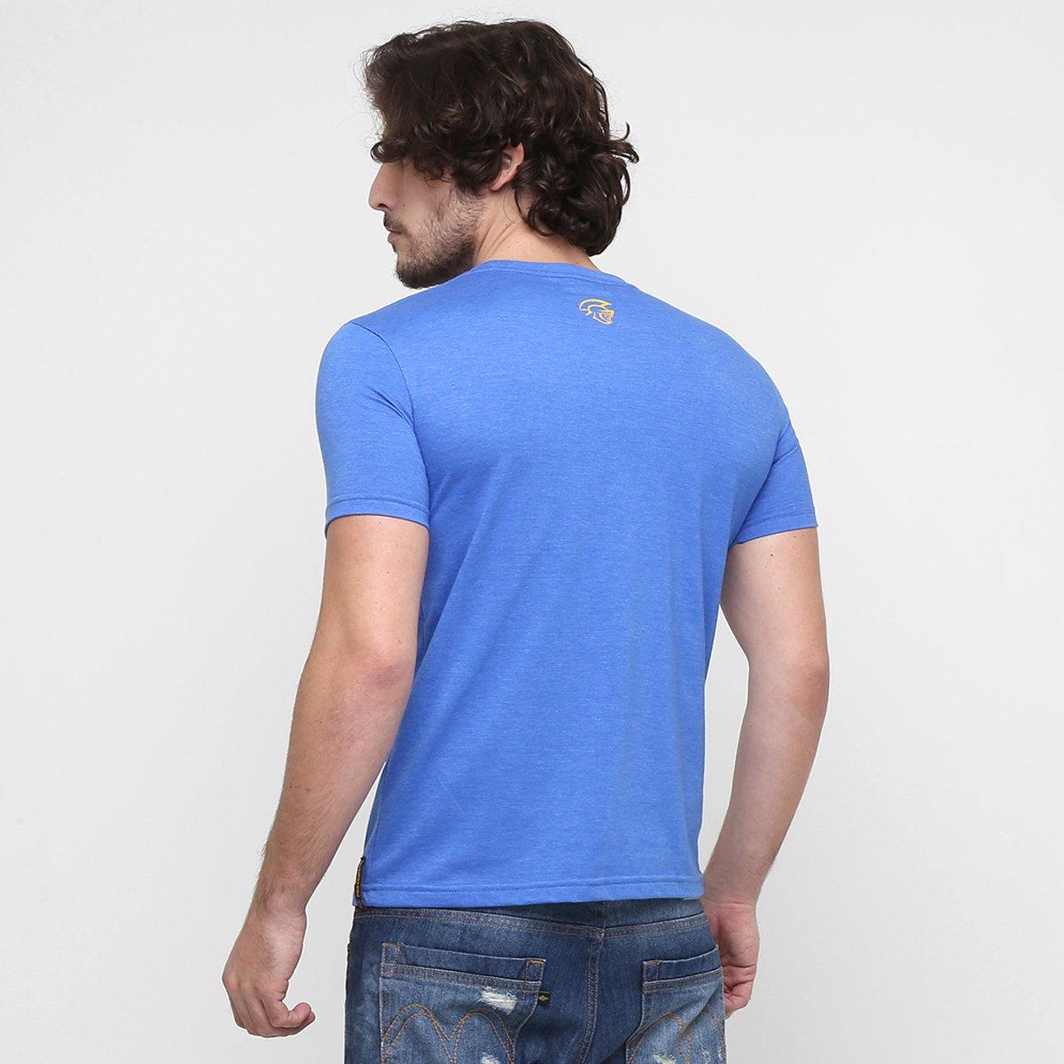 Camiseta Pretorian Stop Whishing Masculina  Camiseta Pretorian Stop  Whishing Masculina ... 8e33e69cf2891