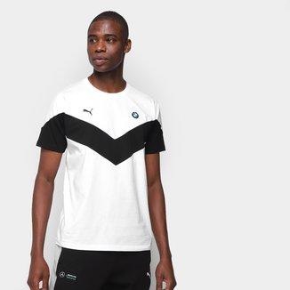 Camiseta Puma BMW Masculina