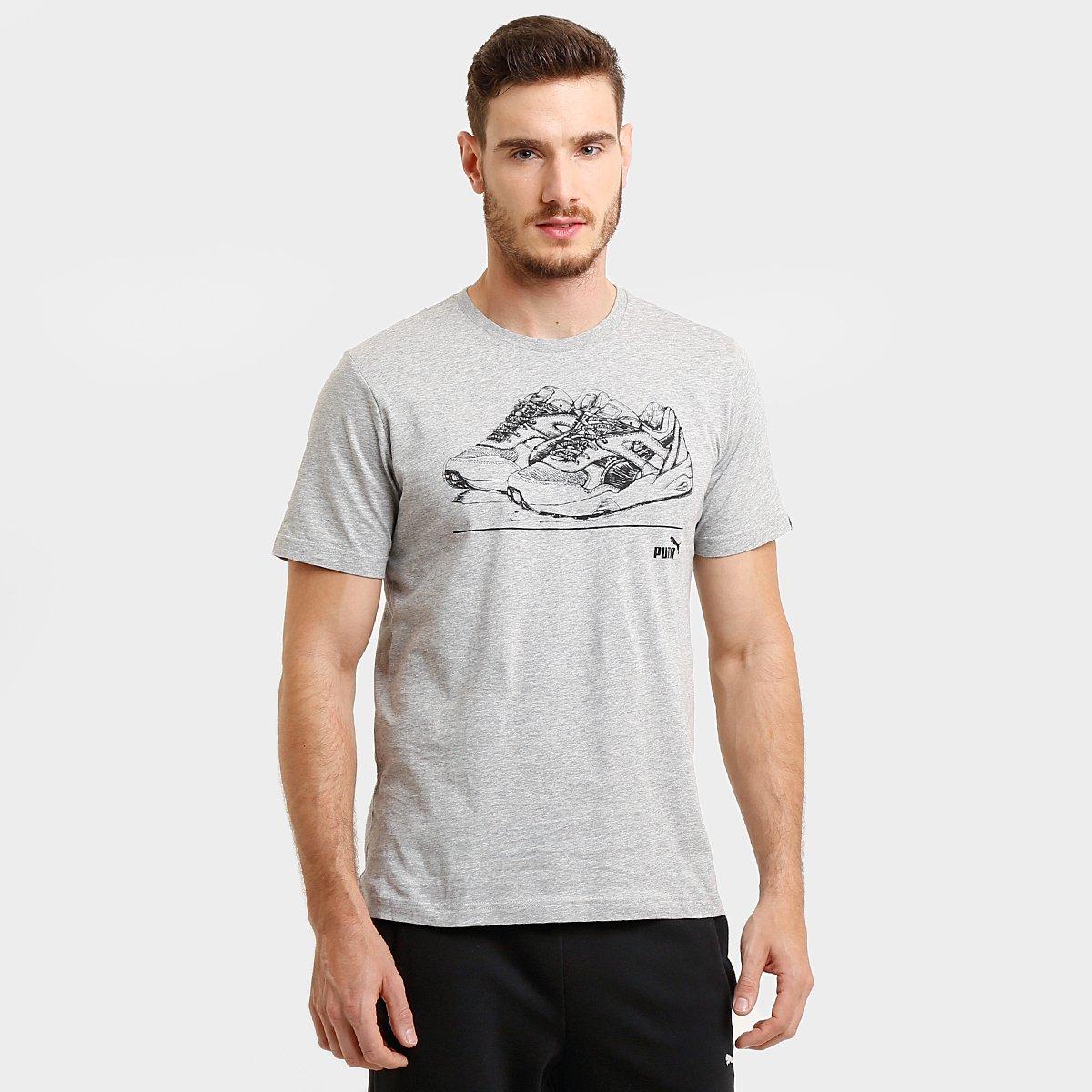 9a9d1dee40 Camiseta Puma Handdrawn Tee - Compre Agora