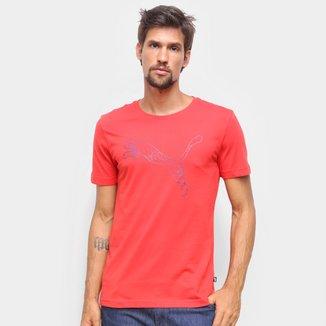 Camiseta Puma KA Masculina