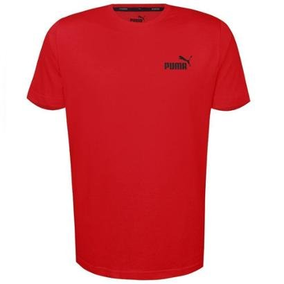 Camiseta Puma Masculina Essentials Tee