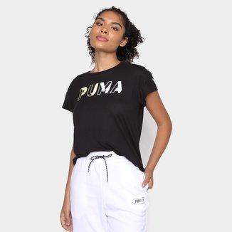 Camiseta Puma Modern Sports Feminina